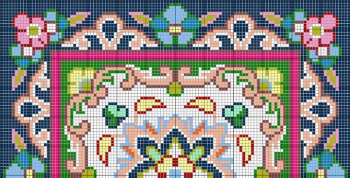 نمونه نقشه سنتی