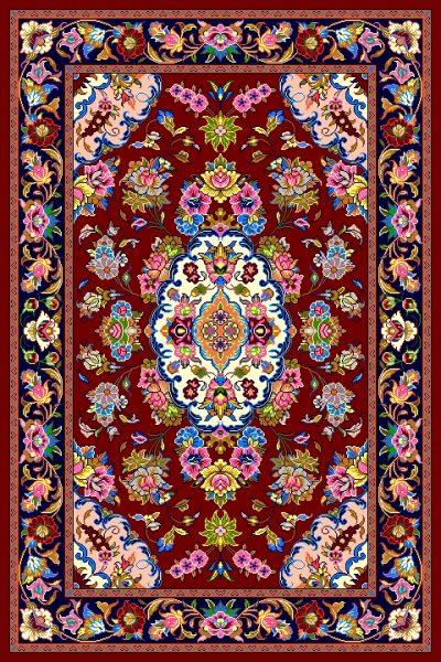 طرح قالیچه